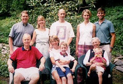 Lynn (Hunter) Horton and Family