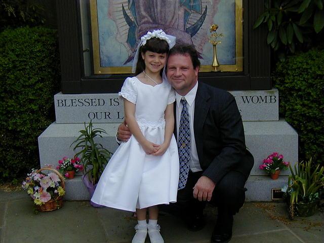 Joe Rooney & Daughter